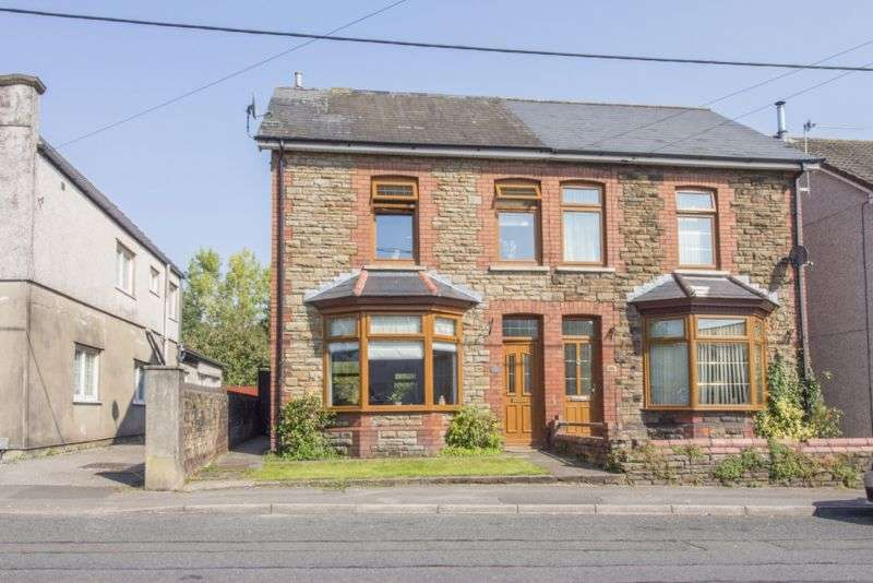 3 Bedrooms Property for sale in Tregwilym Road Rogerstone, Newport