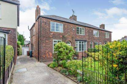 4 Bedrooms Semi Detached House for sale in Fairfield Avenue, Droylsden, Greater Manchester