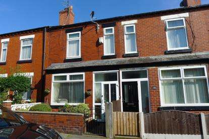 2 Bedrooms Terraced House for sale in Cemetery Road South, Swinton, Manchester