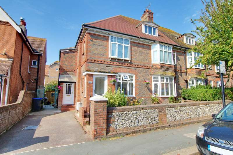 6 Bedrooms Semi Detached House for sale in Salisbury Road, Worthing, West Sussex, BN11