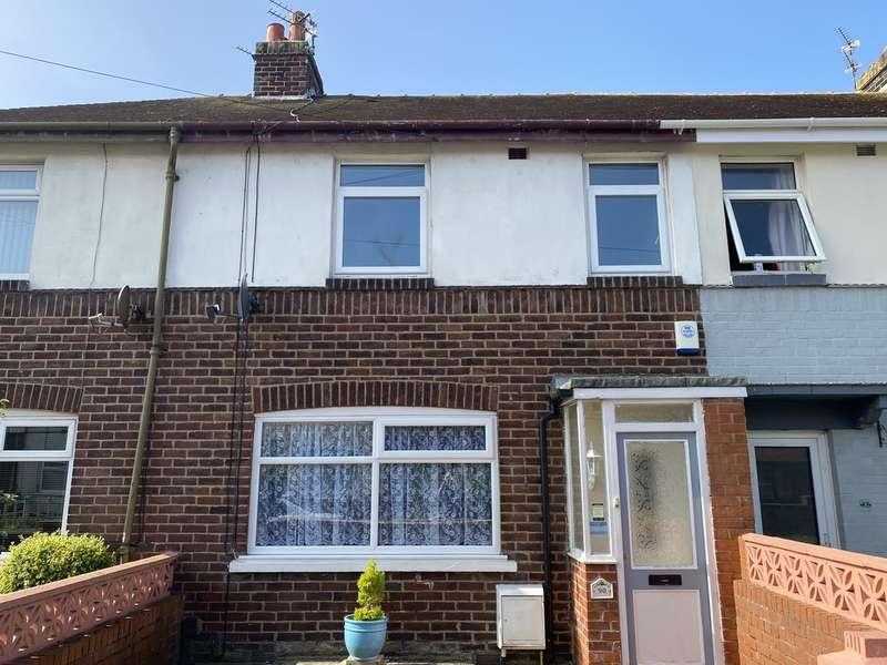 3 Bedrooms Terraced House for sale in Edgeway Road, Blackpool