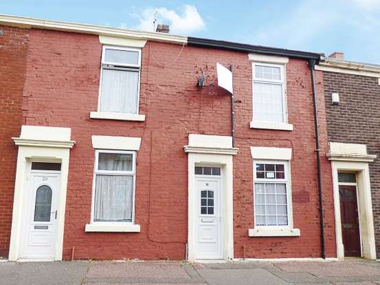 Terraced House for sale in Beardsworth Street, Blackburn, Lancashire, BB1 5PL