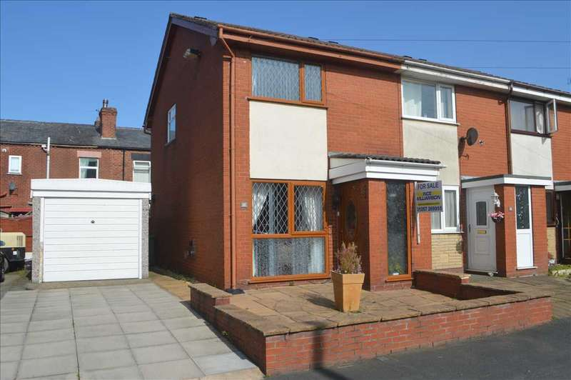 2 Bedrooms Semi Detached House for sale in Maud Street, Chorley