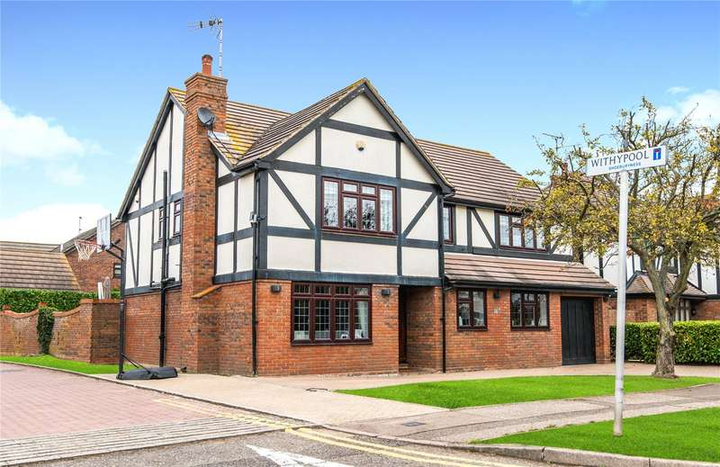 6 Bedrooms Detached House for sale in Bishopsteignton, Shoeburyness, SS3