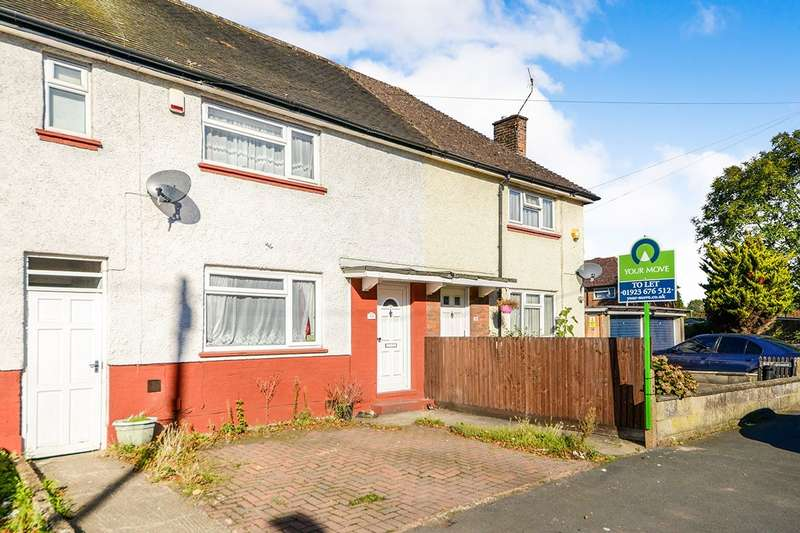3 Bedrooms House for sale in Rushton Avenue, Watford, Hertfordshire, WD25
