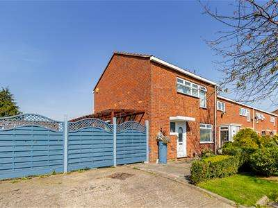 4 Bedrooms End Of Terrace House for sale in Stainer Road,,Borehamwood