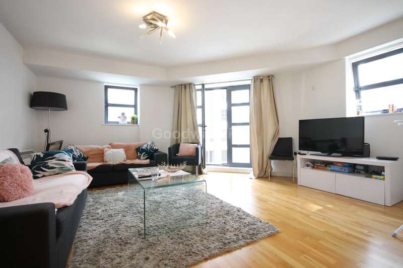 3 Bedrooms Apartment Flat for sale in Junction House, 16 Jutland Street, Piccadilly