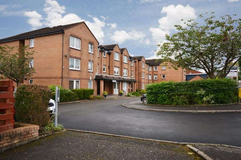 2 Bedrooms Property for sale in Homeblair House, Glasgow, G46 6AL