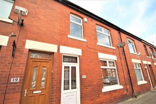 3 Bedrooms Terraced House for sale in Oxley Road, Preston, PR1