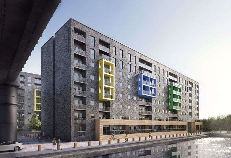 2 Bedrooms Property for sale in Potato Wharf, Manchester, M3