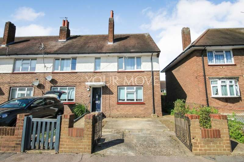 2 Bedrooms Flat for sale in Chelmsford Avenue, Romford, RM5