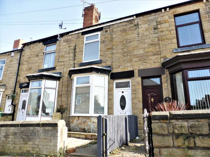3 Bedrooms Terraced House for sale in Cadman Street, Wath Upon Dearne, Rotherham, S63 7DP