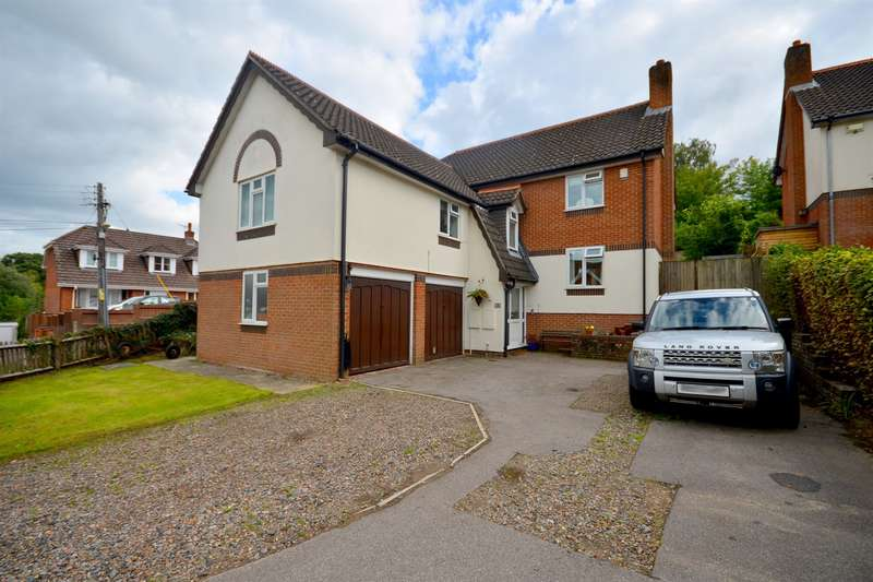 5 Bedrooms Detached House for sale in Waylands Place, Bursledon Road, Hedge End, Southampton, SO30