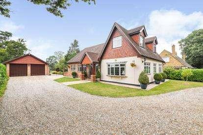 4 Bedrooms Detached House for sale in Downham, Billericay, Essex