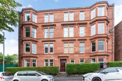 2 Bedrooms Flat for sale in Sanda Street, North Kelvinside