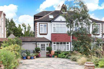 4 Bedrooms Semi Detached House for sale in Pickhurst Rise, West Wickham