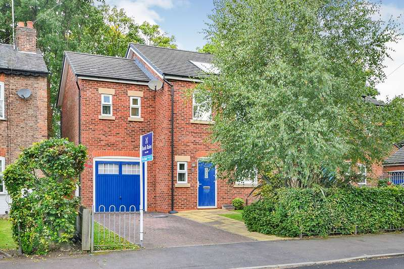 3 Bedrooms Semi Detached House for sale in Cotton Hill, Manchester, Greater Manchester, M20