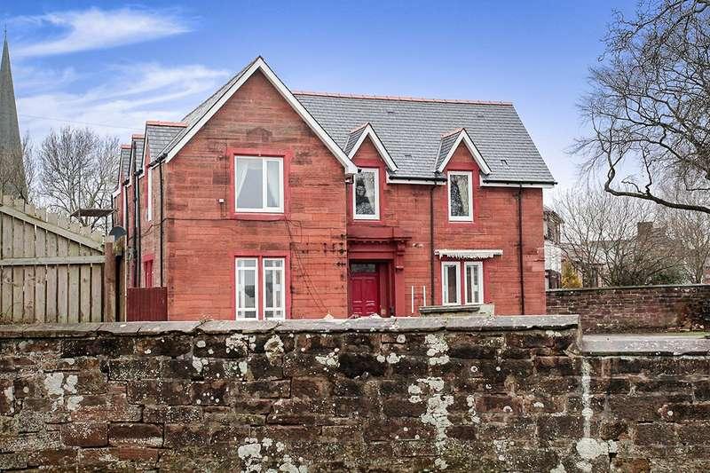3 Bedrooms Flat for sale in College Street, Dumfries, DG2