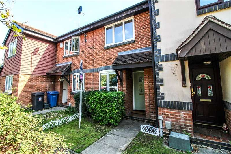 2 Bedrooms Terraced House for sale in Church View, Yateley, GU46