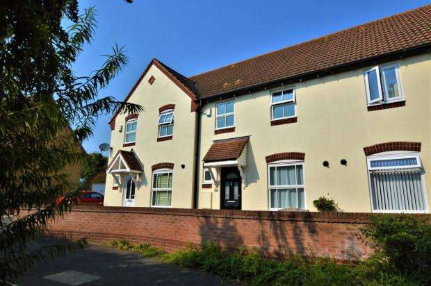 3 Bedrooms Terraced House for sale in Barbers Mead, Taunton, Somerset