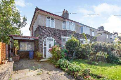 3 Bedrooms Semi Detached House for sale in Livesey Branch Road, Feniscowles, Blackburn, Lancashire, BB2