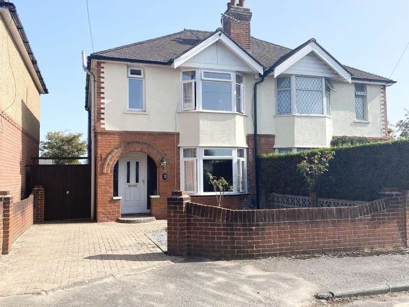 4 Bedrooms Semi Detached House for sale in Masefield Close, Eastleigh, SO50 9EH