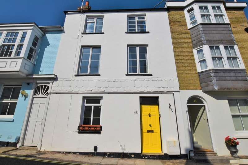 4 Bedrooms Town House for sale in Sun Hill, Cowes