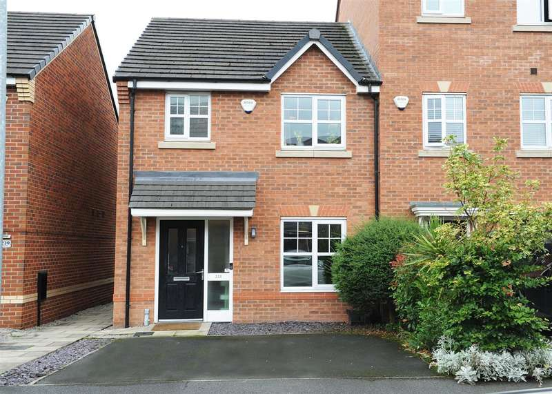 3 Bedrooms End Of Terrace House for sale in 221 Roseway Avenue, Cadishead M44 5GH
