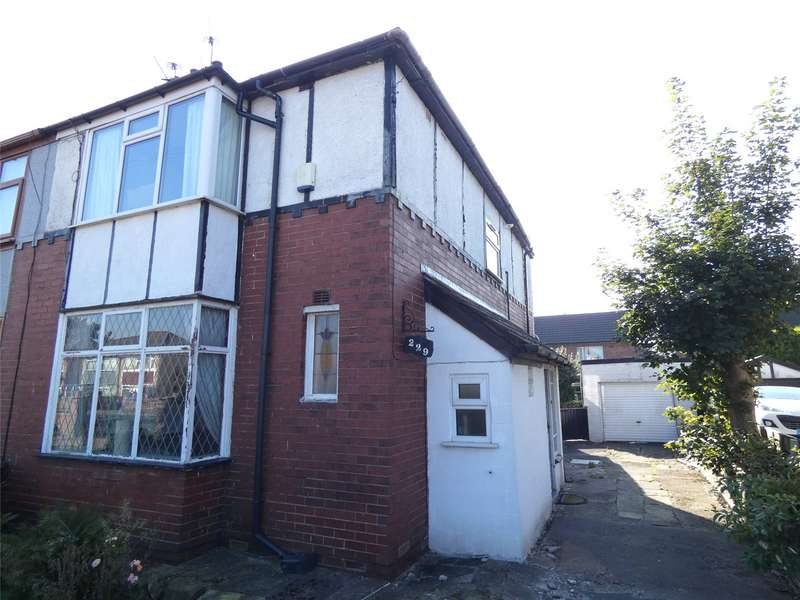 3 Bedrooms Semi Detached House for sale in Springfield Road, Kearsley, Bolton, Greater Manchester, BL4