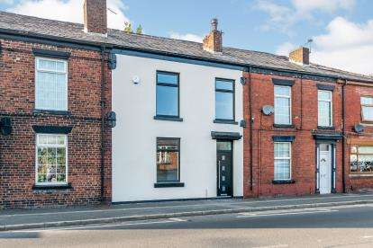 3 Bedrooms Terraced House for sale in Wigan Road, Westhoughton, Bolton, Greater Manchester, BL5