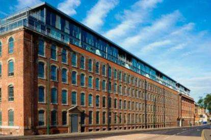 1 Bedroom Flat for sale in The Hicking Building, Queens Road, Nottingham, Nottinghamshire