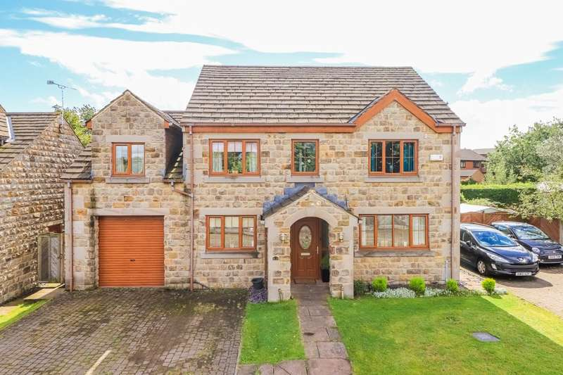 5 Bedrooms Detached House for sale in Dale Street, Ossett