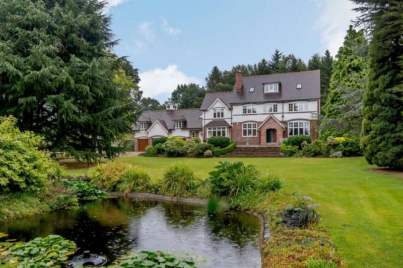 7 Bedrooms Property for sale in Lower Gambolds Lane, Finstall, Bromsgrove, Worcestershire