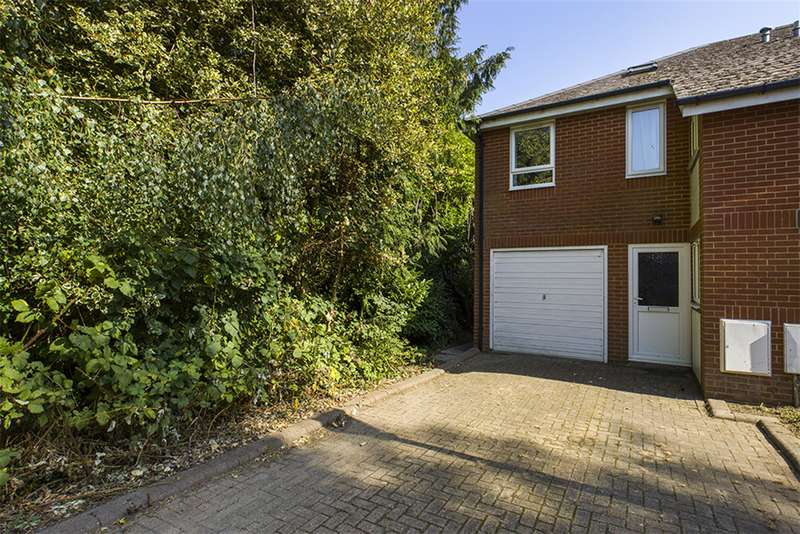 4 Bedrooms Terraced House for sale in Cavendish Mews, Northlands Road, Southampton