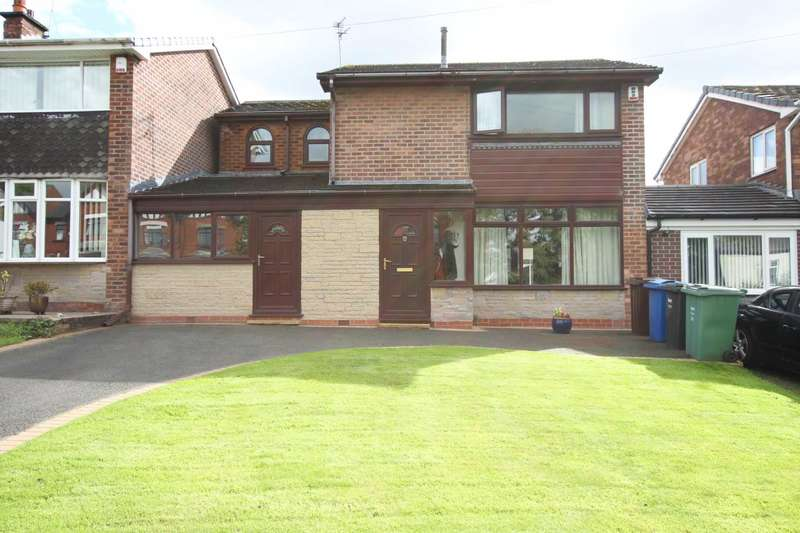 5 Bedrooms Detached House for sale in Parr Lane, Bury
