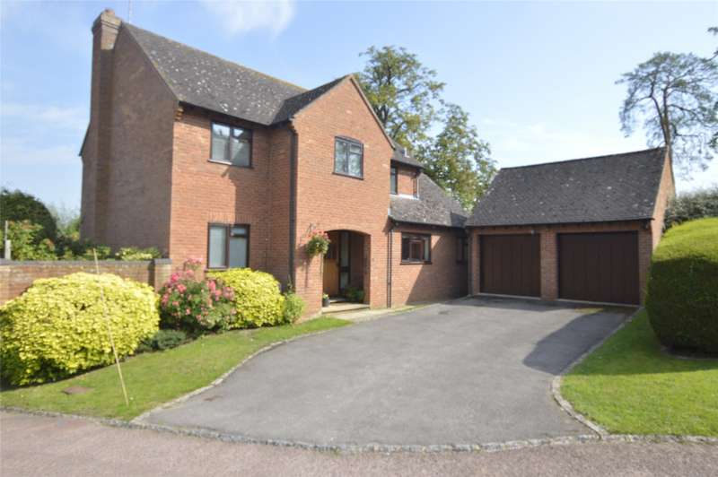 4 Bedrooms Detached House for sale in Orchard End, Apperley, Gloucester, Gloucestershire, GL19