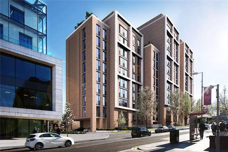 1 Bedroom Apartment Flat for sale in Wellington Quarter, Wellington Street, London, SE18