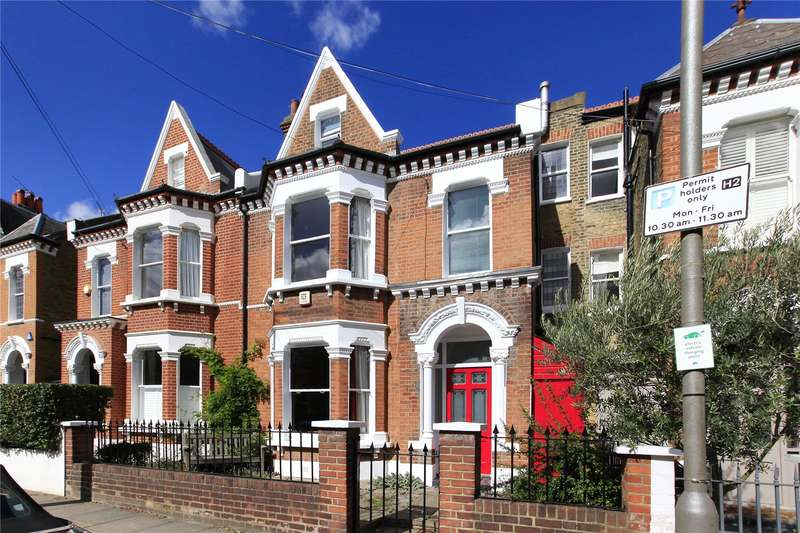 5 Bedrooms Terraced House for sale in Morella Road, London, SW12