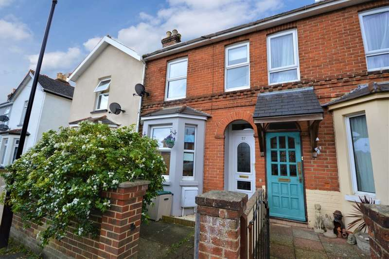 2 Bedrooms Terraced House for sale in Cross Street, Sandown
