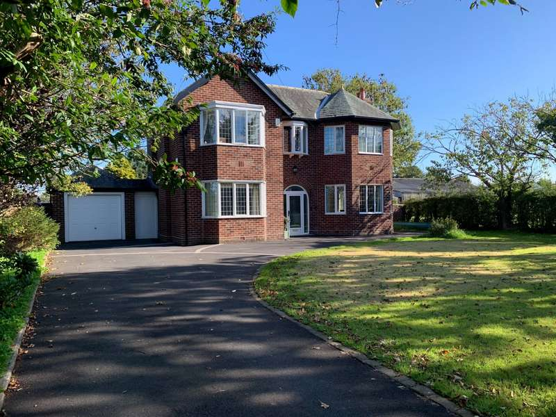 4 Bedrooms Detached House for sale in Garstang By-Pass Road, Catterall, Preston, PR3