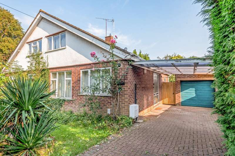 2 Bedrooms Semi Detached House for sale in Wymondley Road, Hitchin, SG4