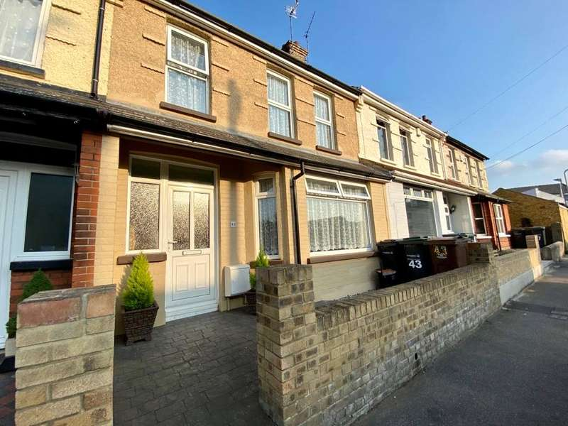 4 Bedrooms Terraced House for sale in Victoria Road, Northfleet, Kent, DA11