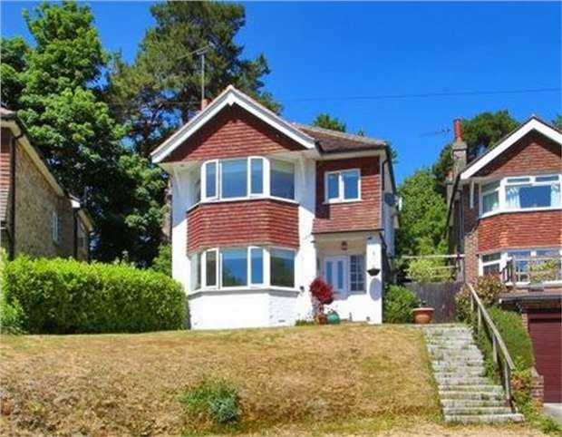 3 Bedrooms Detached House for sale in 8 Oak Lane, SEVENOAKS, Kent