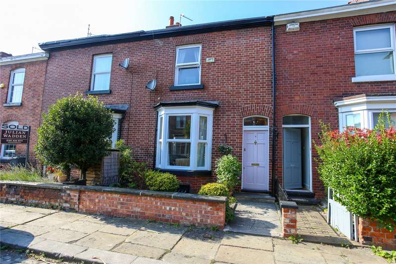 3 Bedrooms Terraced House for sale in Churchwood Road, Didsbury, Manchester, M20