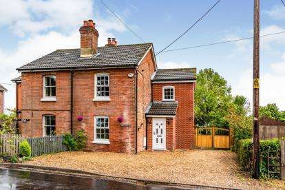 3 Bedrooms Semi Detached House for sale in Winsor, Southampton, Hampshire