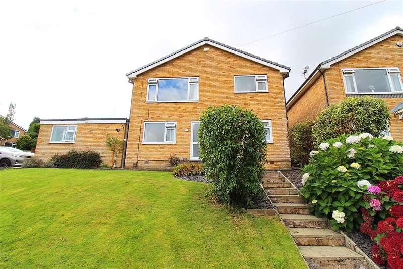 4 Bedrooms Detached House for sale in Fryent Close, Blackrod, Bolton