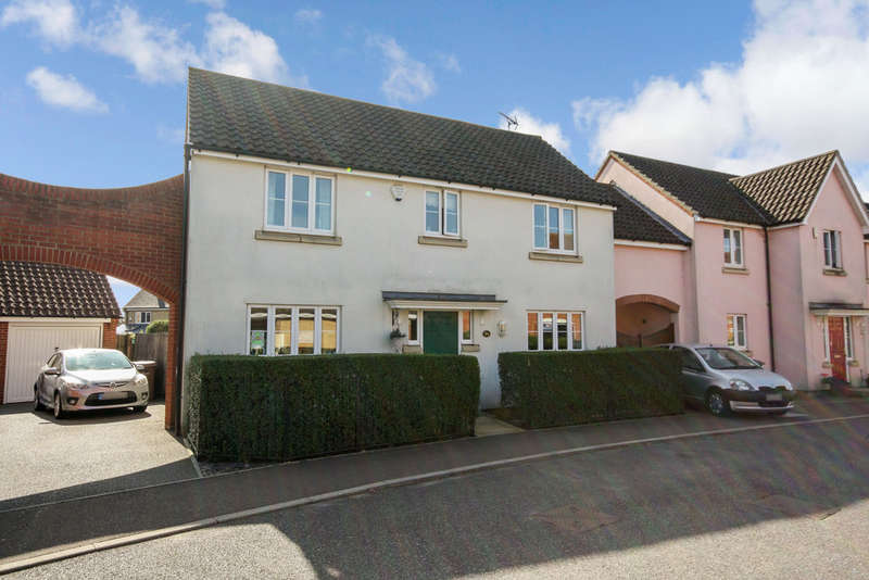 4 Bedrooms Semi Detached House for sale in Great Leighs, Chelmsford