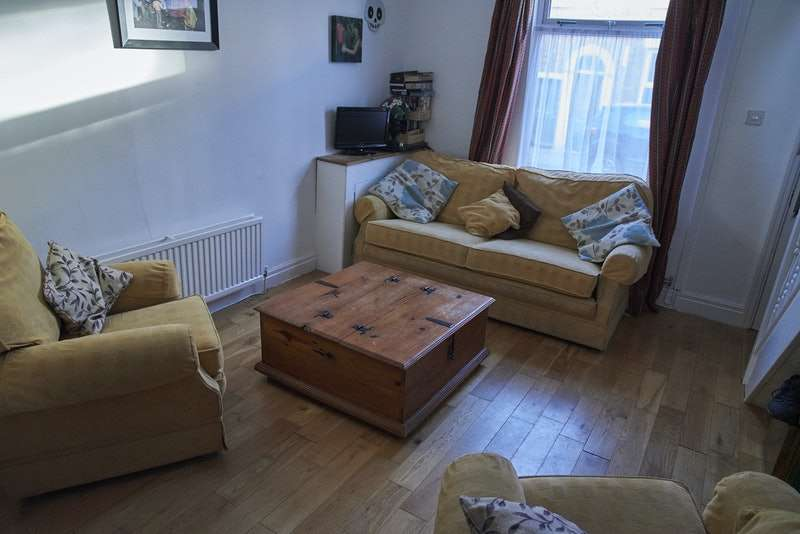 2 Bedrooms Terraced House for sale in Shuttleworth Road, Preston, Lancashire, PR1