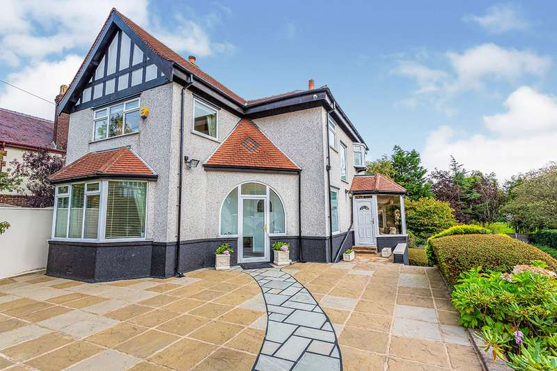 4 Bedrooms Detached House for sale in Albion Avenue, Blackpool, Lancashire, FY3