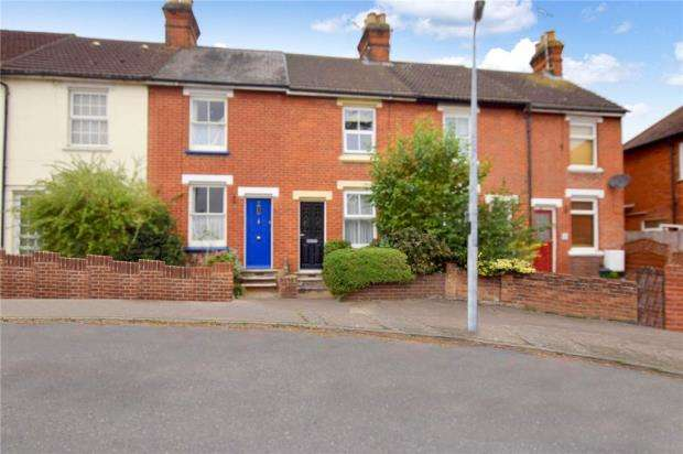 3 Bedrooms Terraced House for sale in Kimberley Road, Colchester, Essex